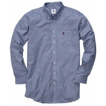 Southern Shirt: Navy Check